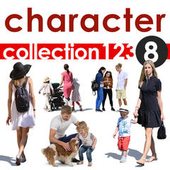 Character Collection 123-8