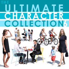 The Ultimate Character Collection 6