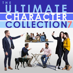 The Ultimate Character Collection 7