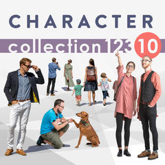 The Character Collection 123-10