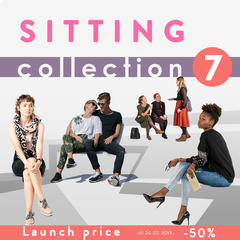 Sitting Collection 7