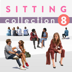 Sitting Collection 8