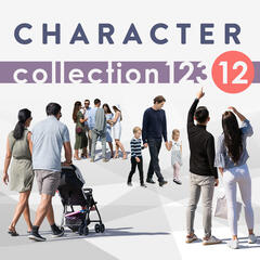 Character Collection 123-12