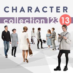 The Ultimate Character Collection 9