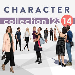 The Ultimate Character Collection 10