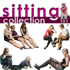 Sitting Collection 1