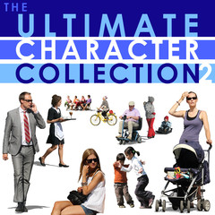 the ultimate character collection 2