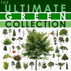 ultimate green collection