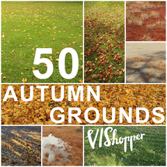 50 Autumn Grounds Collection