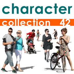 Character Collection 123-5