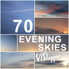 70 Evening Skies