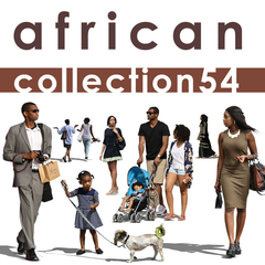 African people collection