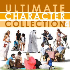the ultimate character collection 4