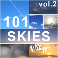 101 Skies Collection Vol.2