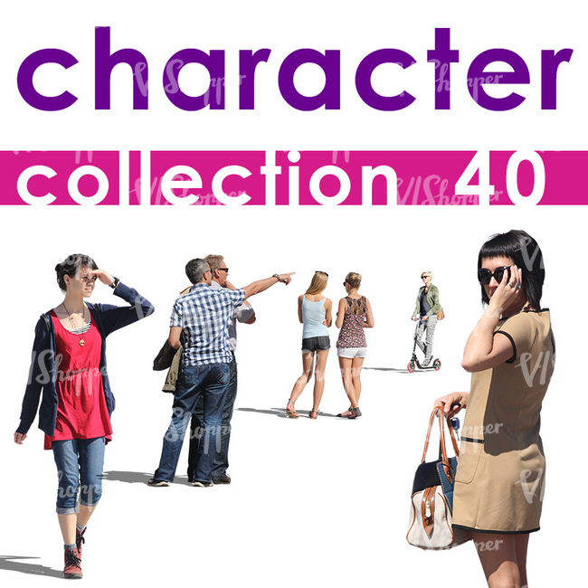 character collection 40