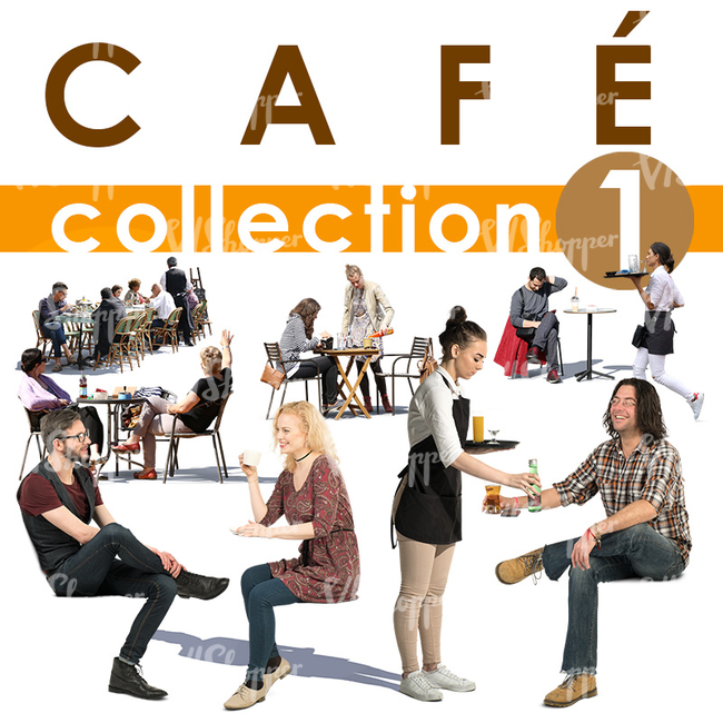 Cafe Collection 1