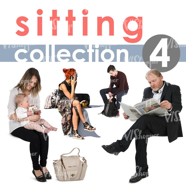 Sitting Collection 4