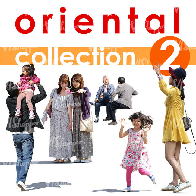 Oriental Collection 2