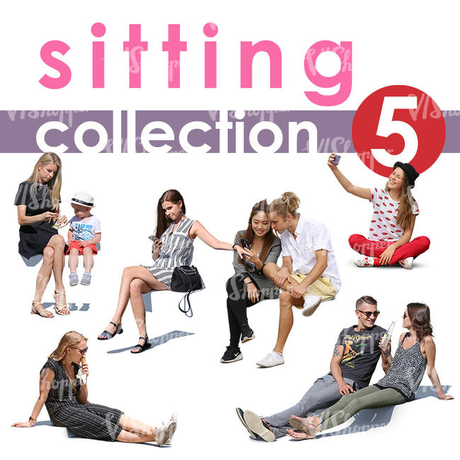 Sitting Collection 5