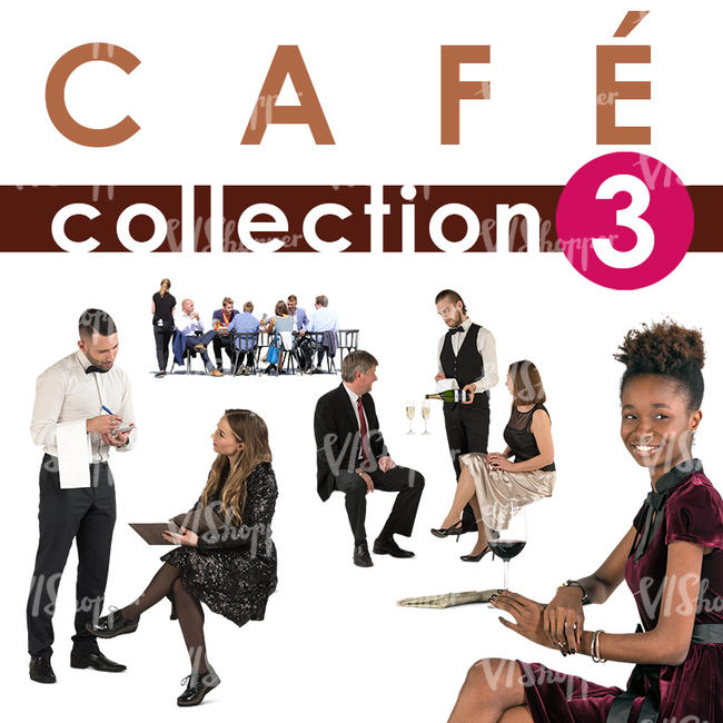 Cafe Collection 3