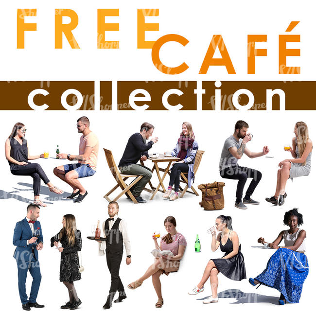 free cafe collection