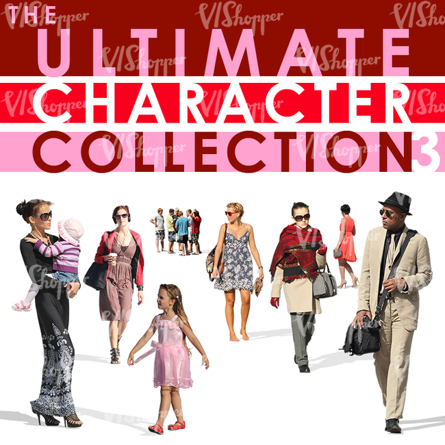 The Ultimate Character Collection 3