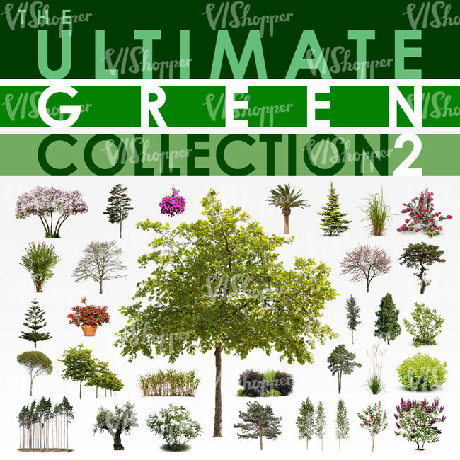 The Ultimate Green Collection 2
