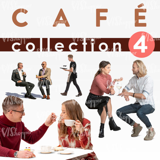 Cafe Collection 4