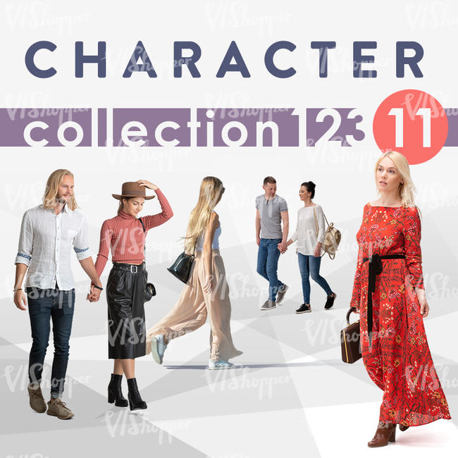 Character Collection 123-11