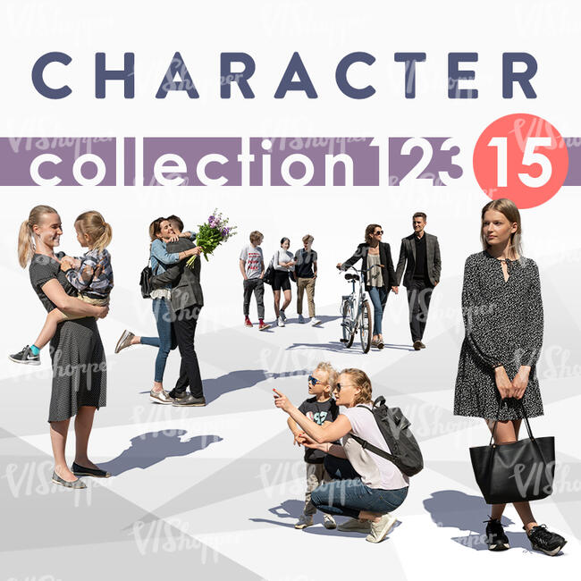Character Collection 123-15