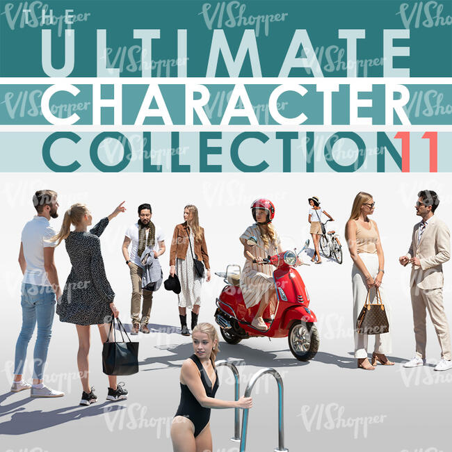 The Ultimate Character Collection 11