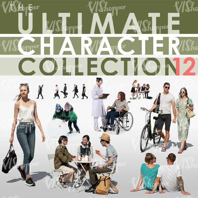 The Ultimate Character Collection 12