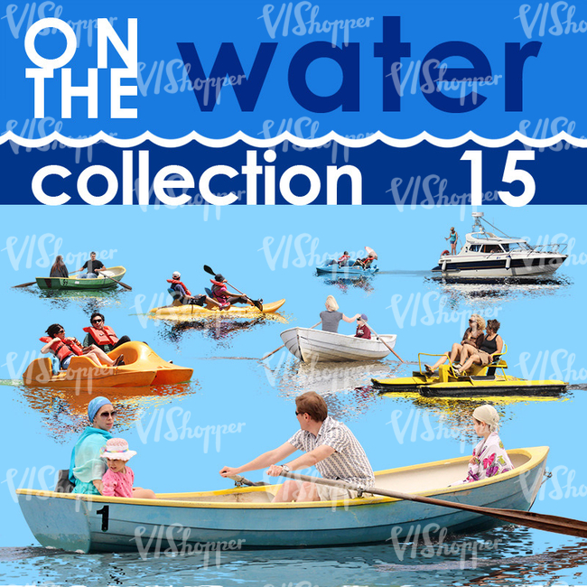 On The Water Collection