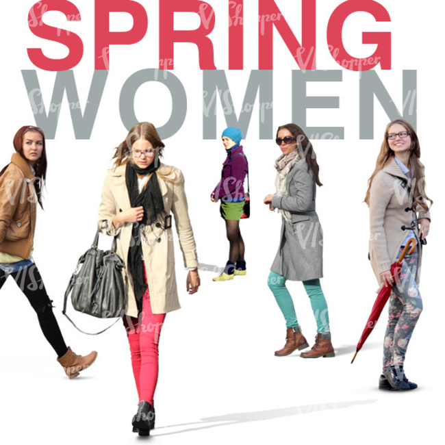 Spring Women Collection