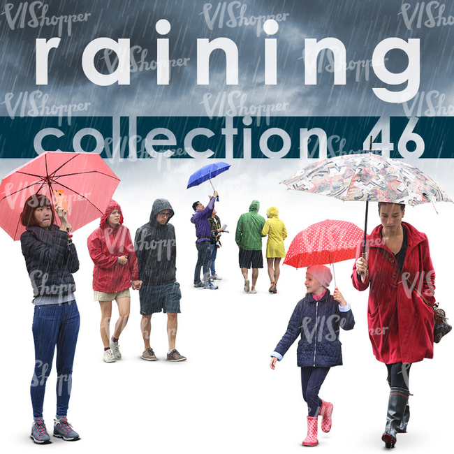 Raining Collection 1