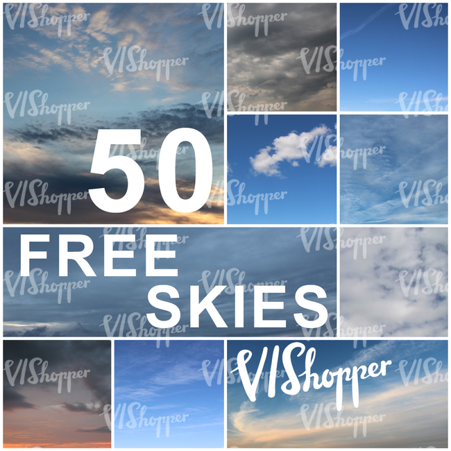 50 Free Skies Collection