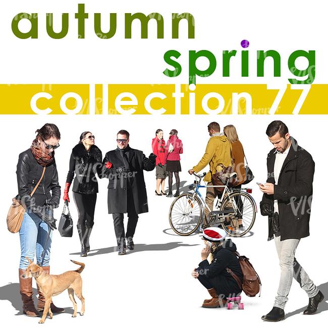 Autumn-Spring Collection