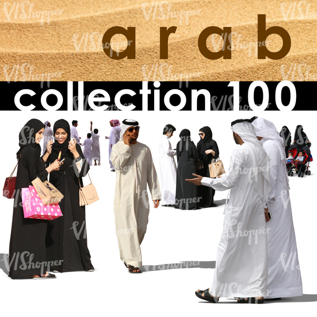 Arab Collection 1