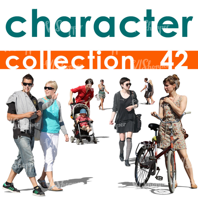 character collection 42